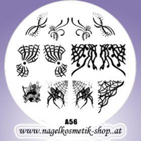 Stamping Schablone Neu A-Serie