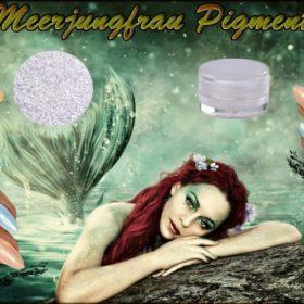 Meerjungfrauen Effekt Pigment