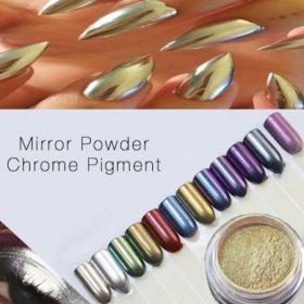 Chrom-Mirror-Spiegel Effekt Pigment